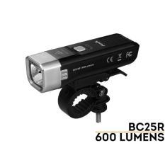 Đèn pin xe đạp Fenix – BC25R – 600 Lumens