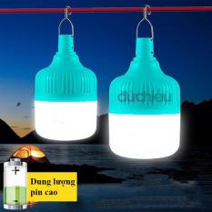 Bóng đèn tích điện ZY-005 22 LED, bóng đèn LED sạc tích điện thông minh, đèn sạc