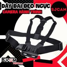Dây đai đeo ngực dành cho camera hành trình SJCAM – Hãng phân phối chính thức