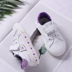 giày thể thao bé gái size 18-23 siêu xinh mềm đẹp