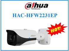 CAMERA HDCVI DÒNG PRO 2.0MP STARLIGHT CHỐNG NGƯỢC SÁNG THỰC 120dB HAC-HFW2231EP