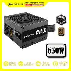 Nguồn máy tính CORSAIR CV650 – 80 Plus Bronze