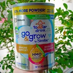 Sữa Similac Go & Grow Non-GMO HMO 1.02kg cho bé 12-36 Tháng nhập Mỹ