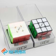 [Siêu Rẻ] Rubik 3X3 Qiyi Ms 3X3 Magnetic (Có Nam Châm Sẵn) – Rubik Chính Hãng Xoay Trơn Chuyên Nghiệp