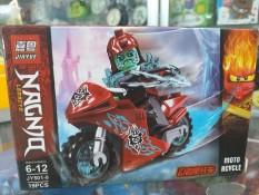 Lego xếp hình Ninjaheroes, chất liệu an toàn cho sức khỏe trẻ nhỏ, cho trẻ thỏa thích vui chơi và sáng tạo