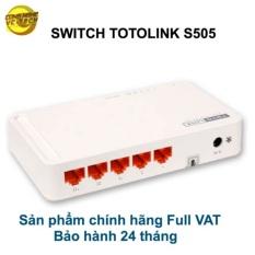 Chia mạng 5 cổng totolink s505, sản phẩm đa dạng về mẫu mã, kích cỡ, cam kết hàng giống với hình, vui lòng inbox để shop tư vấn thêm