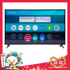 Smart Tivi Panasonic 55 inch Ultra HD 4K – Model 55FX600V (Đen) (NEW 2018)
