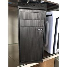 case máy tính cấu hình H81 + CPU G3220 + Ram 4gb bus 1600 + nguồn Xigmatek A300 + vga gt 730 2gb ddr5 + ổ cứng hdd 250gb bảo hành 3 tháng lỗi 1 đổi 1