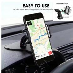 Kệ đỡ điện thoại- Giá đỡ điện thoại xoay 360 trên ô tô, thiết kế sang trọng, tinh tế, chất liệu cao cấp không rung lắc, an toàn, tiện lợi.