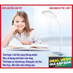 Den led de ban hoc sinh, Đèn để bàn học sinh – Đèn học , đèn chống cận K99 3 chế độ sán, pin dự phòng – Dòng sản phẩm loại to CAO CẤP – BH UY TÍN 1 ĐỔI 1