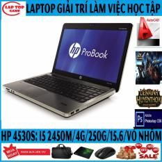 LAPTOP ĐẸP HP Probook 4530s ( i5-2520M, ram 4G, hdd 250GB, VGA on Intel HD 3000, 15.6 inch HD)