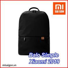 Balo Simple Xiaomi 2019 – Đen