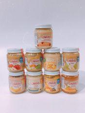 [HCM](Date 2022)Trái Cây Nghiền Và Custard Heinz 110g Nhiều Vị – Vani – Chuối – Táo – Lê – Dâu – Táo Xoài – Tỗng Hợp – Chuối Dâu – Cháo Kem Sữa