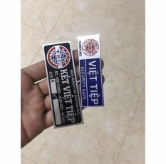 Nhận đặt làm bảng tên tem, mác, logo, huy hiệu các loại