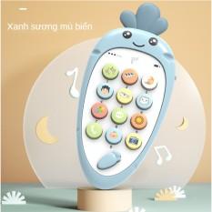 (Hàng hóa tại chỗ) Điện thoại đồ chơi cho bé ngậm nướu Điện thoại đồ chơi có gặm nướu cho bé DdeJ