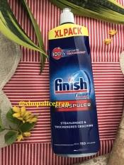 750ml Nước bóng Finish Klarspüler – Chai 750ml , Chất trợ xả dùng cho máy rửa chén bát SX 05.2020 – Finish Rinse Aid 750ml