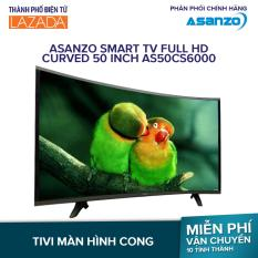 ASANZO SMART TV FULL HD CURVED 50 INCH AS50CS6000
