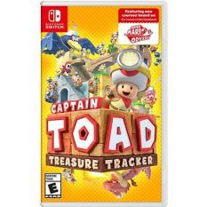 Game Nintendo Switch Captain Toad Treasure Tracker