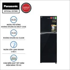 [TRẢ GÓP 0%] [CHỈ GIAO TẠI HCM] – Tủ Lạnh Panasonic 306 Lít Inverter NR-BL340PKVN – Trữ đông kháng khuẩn – Tinh thể bạc AG Clean ức chế 99.9% vi khuẩn – Bảo Hành 2 Năm – Hàng Chính Hãng