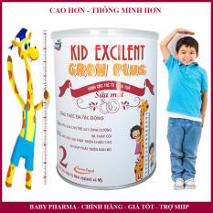 Sữa công thức tăng chiều cao, phát triển trí não cho trẻ Grow IQ Plus 900g