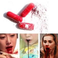 3 viên nhộng tạo máu giả dùng cho hóa trang