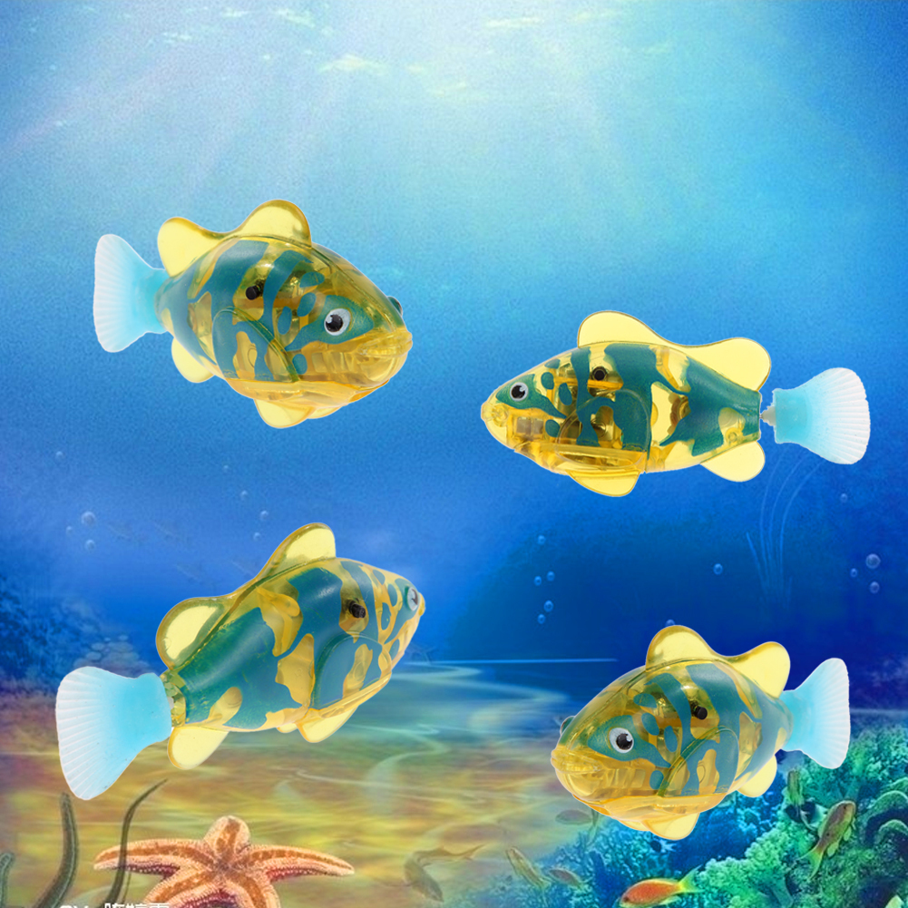 ... Activated Charger Powered Robo Fish Toy 2# (Intl) ...