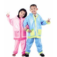 Áo mưa bộ dành cho bé