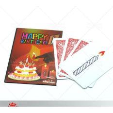 Ảo thuật với lá bài sinh nhật