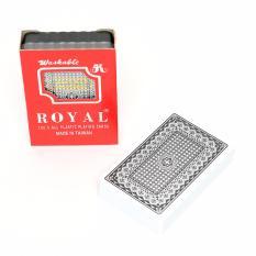 Bài Nhựa Royal (Đen)