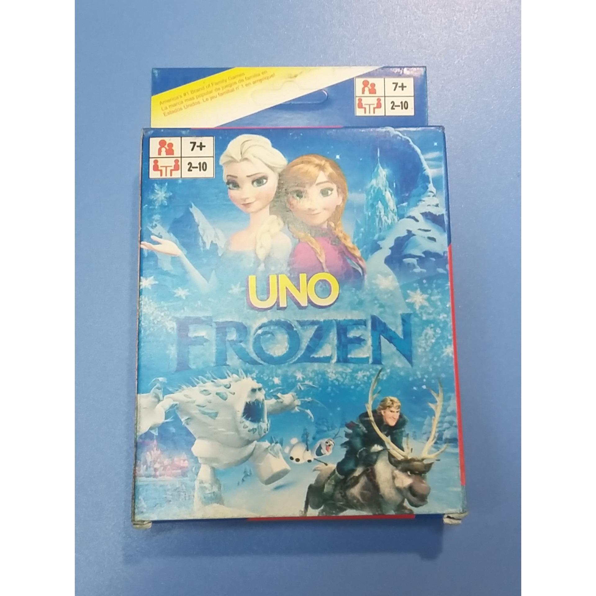 Vì sao mua Bài uno hình Frozen