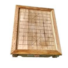 Bàn cờ tướng gỗ pơ mu tự nhiên