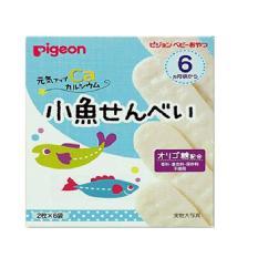 Bánh Ăn Dặm Pigeon Vị Cá Mòi Cho Bé 6M+(Fish)