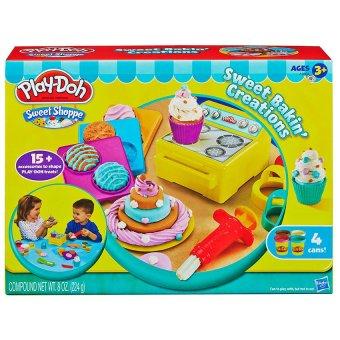 Bánh nướng ngọt ngào Playdoh A9802  miễn phí