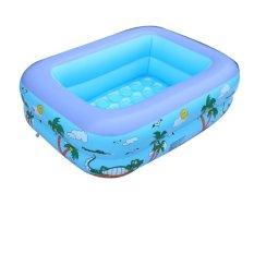 Bể phao Swimming Pool 2 tầng SL-CO13 150cmx100cmx35cm