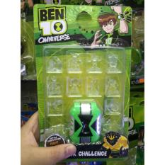Ben10 – Omniverse đồng hồ người ngoài hành tinh Vuông KTA516