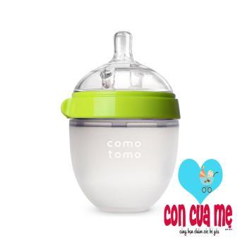 Bình sữa silicone Comotomo 150ml - Hàng phân phối chính thức - 8104360 , CO875TBAA33UOFVNAMZ-5415116 , 224_CO875TBAA33UOFVNAMZ-5415116 , 390000 , Binh-sua-silicone-Comotomo-150ml-Hang-phan-phoi-chinh-thuc-224_CO875TBAA33UOFVNAMZ-5415116 , lazada.vn , Bình sữa silicone Comotomo 150ml - Hàng phân phối chính thức