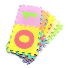 Bộ 10 tấm thảm xốp lót sàn cho bé hình số