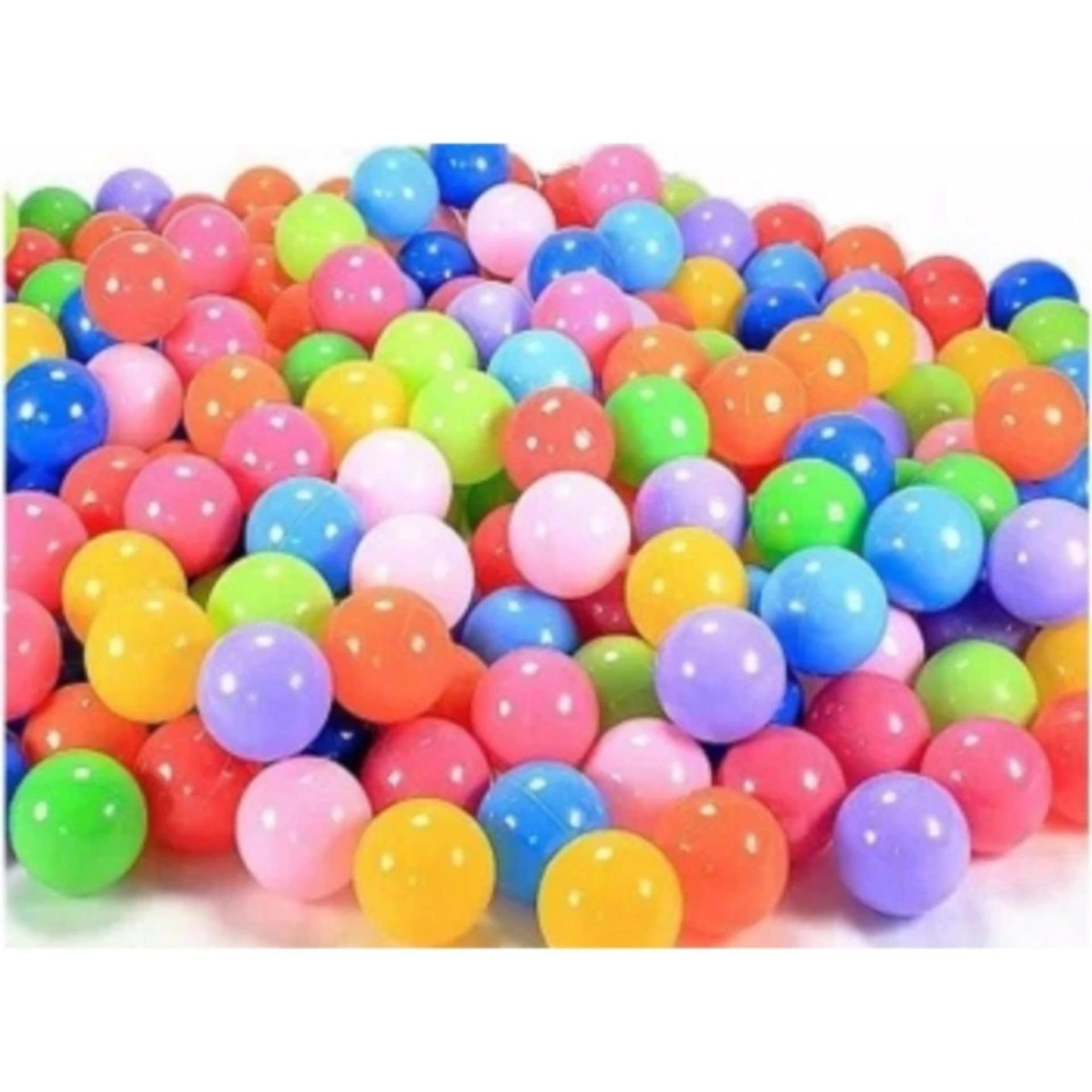 Bộ 100 trái bóng nhựa việt Nam Modem-08