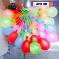 Bộ 111 Bong Bóng Nước Magic Balloons BƠM SIÊU NHANH – Chirita