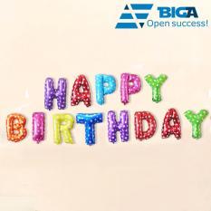 Giảm Giá Bộ 13 chữ bóng happy birthday US04547  USA Store (Hà Nội)