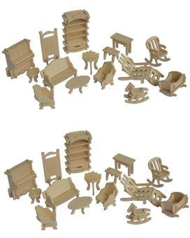 Bộ 2 đồ chơi ghép hình gỗ 3D sáng tạo 184 chi tiết x 2 - 8344169 , NO007TBAA1JL8HVNAMZ-2512074 , 224_NO007TBAA1JL8HVNAMZ-2512074 , 342000 , Bo-2-do-choi-ghep-hinh-go-3D-sang-tao-184-chi-tiet-x-2-224_NO007TBAA1JL8HVNAMZ-2512074 , lazada.vn , Bộ 2 đồ chơi ghép hình gỗ 3D sáng tạo 184 chi tiết x 2