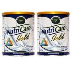 Cập Nhật Giá Bộ 2 hộp sữa bột NUTRICARE Gold _900g