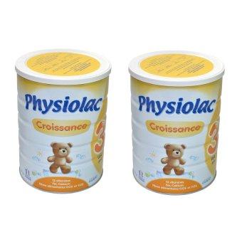 Bộ 2 hộp sữa bột PHYSIOLAC Croissance 3 2 x 900g - 8686206 , PH225TBAU360VNAMZ-453963 , 224_PH225TBAU360VNAMZ-453963 , 799000 , Bo-2-hop-sua-bot-PHYSIOLAC-Croissance-3-2-x-900g-224_PH225TBAU360VNAMZ-453963 , lazada.vn , Bộ 2 hộp sữa bột PHYSIOLAC Croissance 3 2 x 900g