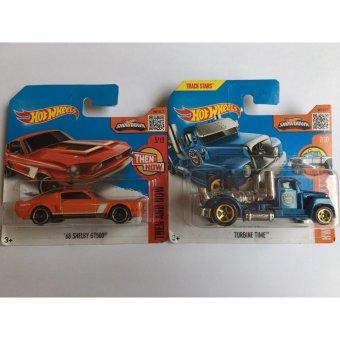 Bộ 2 xe mô hình Hot Wheels Set 27H :