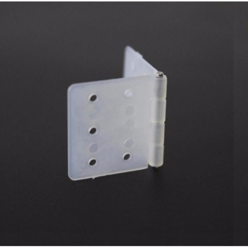 Hình ảnh Bộ 20 bản lề nhựa mỏng nhẹ (size 36x20mm)