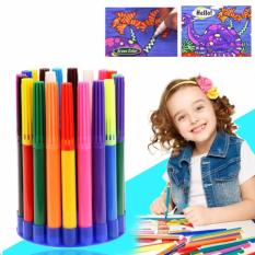 Bộ 20 bút dạ màu ma thuật đổi màu cho trẻ yêu hội họa