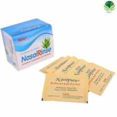 Giá KM Combo 25 gói muối sinh lý Nasal Rinse kháng viêm