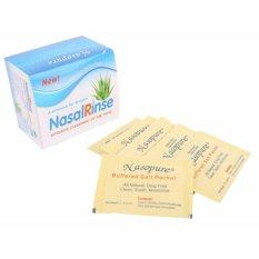 Bộ 25 gói muối sinh lý Nasal Rinse