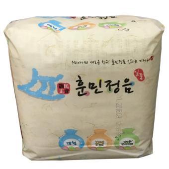 Bộ 4 tã quần Hunminjeongeum L 22 miếng/bịch(Xám L)