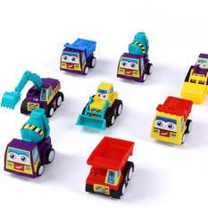 Bộ 5 đồ chơi xây dựng có quán tính